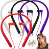 Bluetooth Headphone Stereo Earbuds Handsfree Headset for Samsung S9 S8 S7 S10 LG