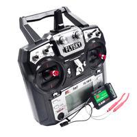 Flysky FS-TM10 10CH 2.4G AFHDS 2A RC Transmitter Control with iA10B Receiver