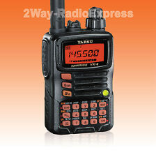 Yaesu VX-6E, 5 WATTS  VHF-UHF, UNLOCKED TX and RX including 6m and 220 MHZ VX-6R