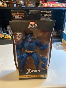Marvel Legends  Series Marvel's BEAST X-Men BAF Caliban Head