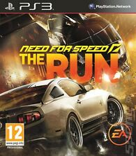 PS3 Need For Speed The Run PAL Format excellent état