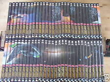 Star Trek Next Generation 60 DVD's in mosaque Picture