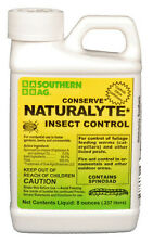 Conserve Naturalyte Spinosad 8 oz Organic controls worms, fire ants and more