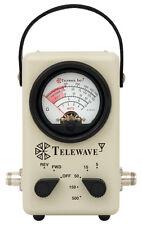 Telewave 44L1 Broadband 2-200 MHz RF Wattmeter (New)