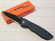 Taschenmesser Messer Klappmesser Carbonfiber Carbon Gürtelclip Nagelrille 83684