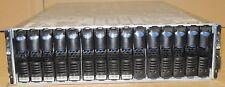 EMC Dell KAE Storage Array W4572 005048494 + 9x 146GB, 2x Controllers,2 x PSU