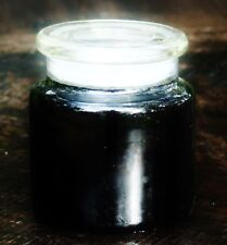 150hr 900g GINGER & BLACK ORCHIDS Scented ECO SOY JAR CANDLE with GLASS SNUFFER