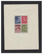 Surinam - 1953 Scenes (Defins) sheet - m/m - SG MS418