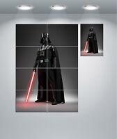 Star Wars Darth Vader Lightsaber Giant Wall Art Poster Print