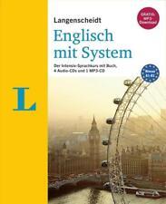 Langenscheidt Englisch mit System - Sprachkurs für Anfänger und Fortgeschrittene von John Stevens (2015, Set mit diversen Artikeln)
