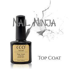 CCO UV LED Nail GEL Polish Varnish Soak off Professional Full Range 150 Colours Top Coat
