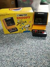 Nintendo Game & Watch Tabletop Snoopy
