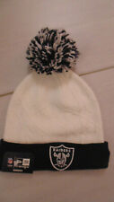 Oakland Raiders New Era Hat Cap Tuque Womens New NWT