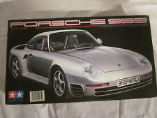 1/24th PORSCHE 959 car model kit Sports car series TAMIYA PARTS SEALED