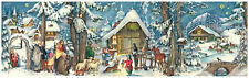 Richard Sellmer Panoramic Advent Calendar Christmas with the Animals 205