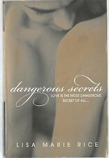 Dangerous Secrets by Lisa Marie Rice (Paperback / softback, 2008)
