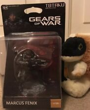 Marcus Fenix Gears of War totaku primera impresión Collectors Edition Estatua Figura