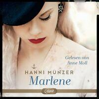 ANNE MOLL - HANNI MÜNZER: MARLENE HÖRBUCH HAMBURG 2 CD-ROM NEW