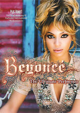 Beyonce ~ The Ultimate Performer ~ DVD ~ FREE Shipping USA