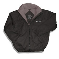 Mark Todd Fleece Lined Blouson Jacket Adult Extra Large Black & Grey 883418