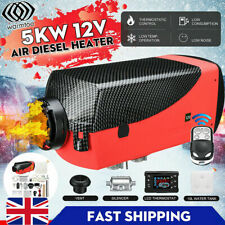 12v Diesel Night Heater 5kw Remote Lcd. Optional Fitting Service Also Available