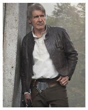 "-- STAR WARS -- ""HAN SOLO"" (Harrison Ford) - 8x10 Glossy Photo"