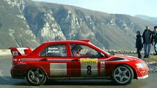Mitsubishi Evo 7 - Homologation / Gruppe A - Racing Parts - Rallye - Motorsport