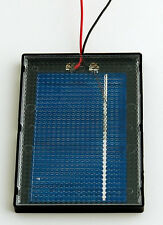 NEW Solar Made Solar Mini Panel: 4-1000 0.5Volt/1000mA(1Amp) Solar Panel