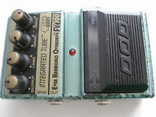 Vintage DOD FX100 Integrated Tube Even Harmonic Overdrive Guitar Effect Pedal