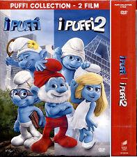 I PUFFI COLLECTION 1+2 - BOX DVD NUOVO E SIGILLATO, PRIMA STAMPA, NO EDICOLA