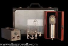 New Peluso 2247 LE Limited Edition Microphone Mic w/PSU, Case, Cable (2247LE)