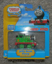 NEW Take N Play Thomas Jelly Bean Percy holiday stocking stuffer diecast metal