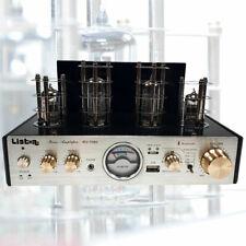 Vintage Röhren Verstärker Audio Heimkino Sound Musik Hi-Fi Bluetooth Big Light