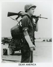 DEAR AMERICA: LETTERS HOME FROM VIETNAM 1988 VINTAGE PHOTO ORIGINAL #1