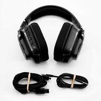 USED Logitech G 981-000748 Surround Sound LIGHTSYNC RGB PC Headset in Black
