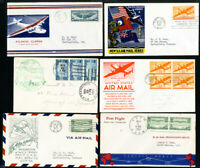 US Lot of 26 Early First Day Stamp Covers