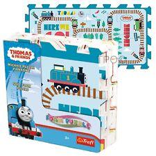 Trefl 8 piezas bebé niños infantes chicos alfombra de espuma suave Rompecabezas Thomas The Tank