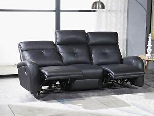 Voll-Leder Fernsehsessel Relaxsofa Sofa Relaxsessel Polstermöbel 5130-3-S sofort