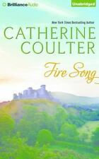 Catherine Coulter FIRE SONG Unabridged 10 CDs 12 Hours *NEW* FAST Ship !
