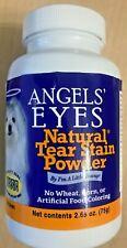 ANGELS' EYES Natural Tear Stain Powder 2.65 OZ 75g Chicken