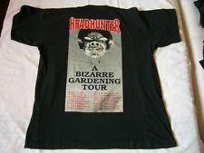 HEADHUNTER – very rare original 1993 european Tour T-Shirt!! thrash death