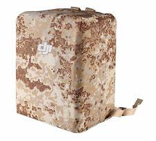 DJI Phantom 4 - Wrap Pack  Camo Yellow backpack case Original