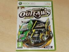 World of Outlaws Sprint Cars XBox 360 UK PAL ** Kostenlose UK Versand **