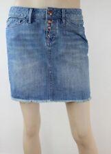 Esprit Above Knee Solid Regular Size Skirts for Women