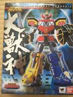 Bandai Tamashii Nations Super Robot Chogokin Megazord Mighty Morphin Power Range