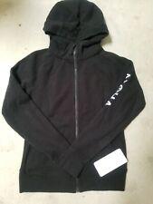 Lululemon ALOHA Hawaii scuba hoodie IV Black Sz 10 NWT