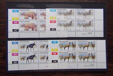 Animal Kingdom Stamps Bophuthatswana 100-103 Mint Never Hinged Mnh 1983 Nature Reserve Pilanesberg At All Costs