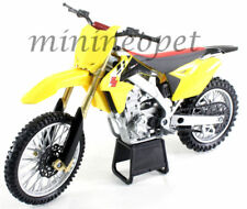 NEW RAY 57643 2014 14 SUZUKI RM-Z450 DIRT BIKE 1/12 YELLOW