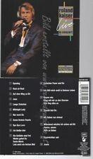CD--ROLAND KAISER | --LIVE IN CONCERT