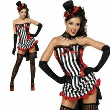 Fever Fancy Dress Madame Vamp Complete Costume Females Outfit  Medium UK 12-14